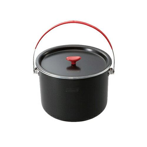 【露營趣】中和 美國 Coleman 4.2L 硬鋁單鍋 不沾鍋 煮飯鍋 煮米過 湯鍋 CM-5600