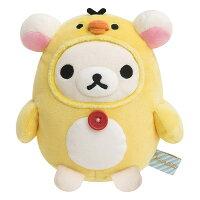 拉拉熊玩偶/娃娃/抱枕推薦到拉拉熊 超舒服觸感 絨毛玩偶 娃娃 小雞懶妹 Rilakkuma 日本正版 該該貝比日本精品 ☆就在該該貝比日本精品推薦拉拉熊玩偶/娃娃/抱枕