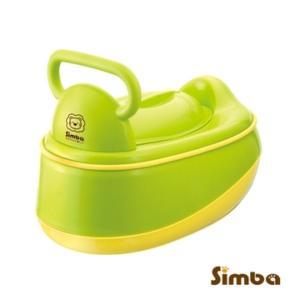 【小獅王辛巴】五階段多功能學習便器(綠色)