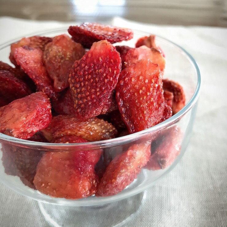 期間限定!苗栗大湖草莓乾
