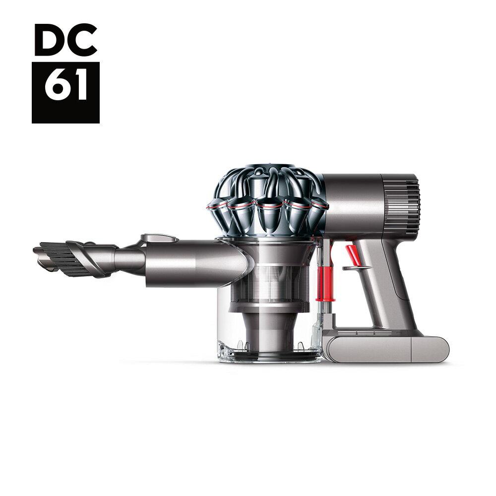 【dyson】輕型無線吸塵器 DC61灰