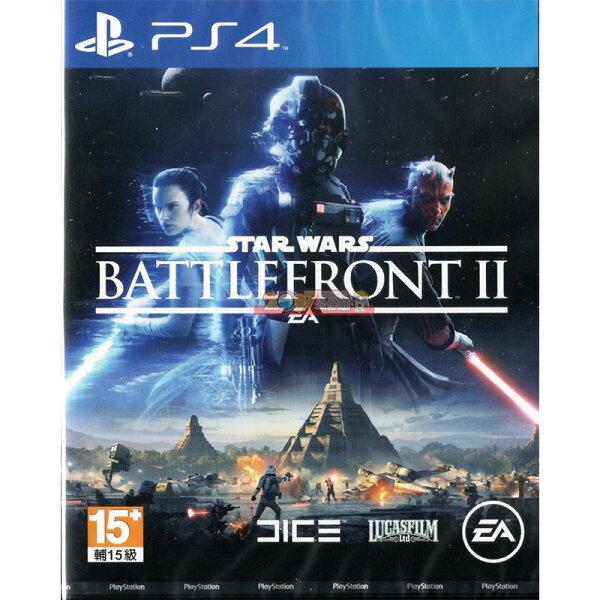 2097 電玩玩具公仔舖:PS4星際大戰戰場前線2-中文亞版-StarWarsBattlefront2