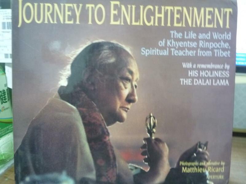 【書寶二手書T3/宗教_QCQ】Journey to Enlightenment_Matthieu Ricard