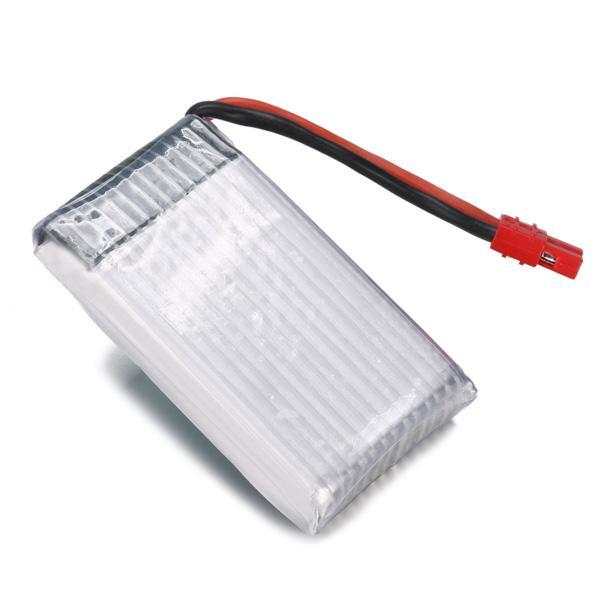500mAh Quadcopter Spare Parts Replacement Lipo Battery for SMYA X5HW X5HC RC Quadcopter Drone 1