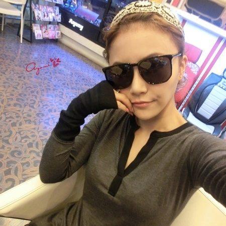 太陽眼鏡 墨鏡 韓版 墨鏡大方框 豹紋復古時尚 素顏小臉顯瘦 百搭名星款 非來自星星的你【RG305】
