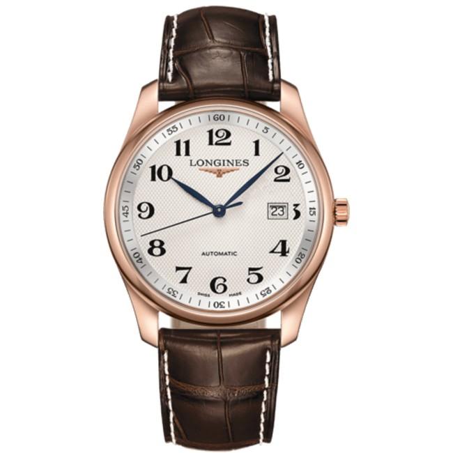 LONGINES 浪琴錶 L27938783 1832 Master Collection 巨擘機械腕錶/銀面 40mm