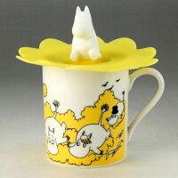 MOOMIN 嚕嚕米 含蓋陶瓷馬克杯 正版 日本製