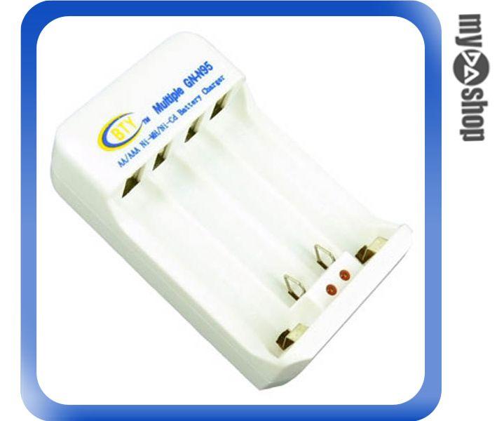 《DA量販店F》全新 3、4號 Ni-Cd/Ni-MH 專用 充電器 贈兩個 4號 800 mAh (19-037)