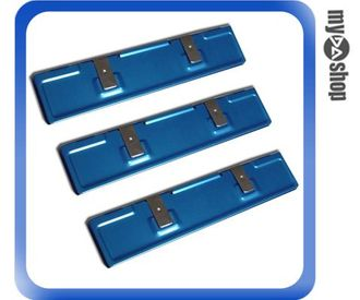 《DA量販店A》全新 鋁合金製 記憶體散熱片 可降溫提昇超頻速度 延長使用壽命 (20-384)