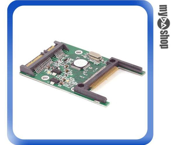 DA量販店:《DA量販店A》CFTOSATA轉接卡可替代SSD可當桌上、筆記型電腦開機碟使用(20-565)