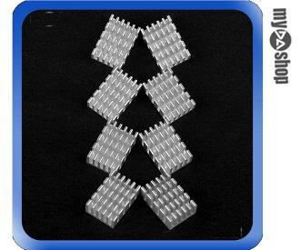 《DA量販店》全新 顆粒 顯示卡專用 記憶體/RAM/晶片 散熱片/散熱貼片 週邊 (23-331)