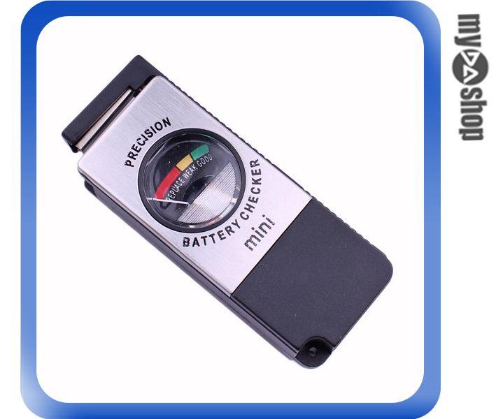 《DA量販店》智慧型電池測電器 適用 1號/2號/3號/4號/5號/9號電池 方便攜帶 (34-010)