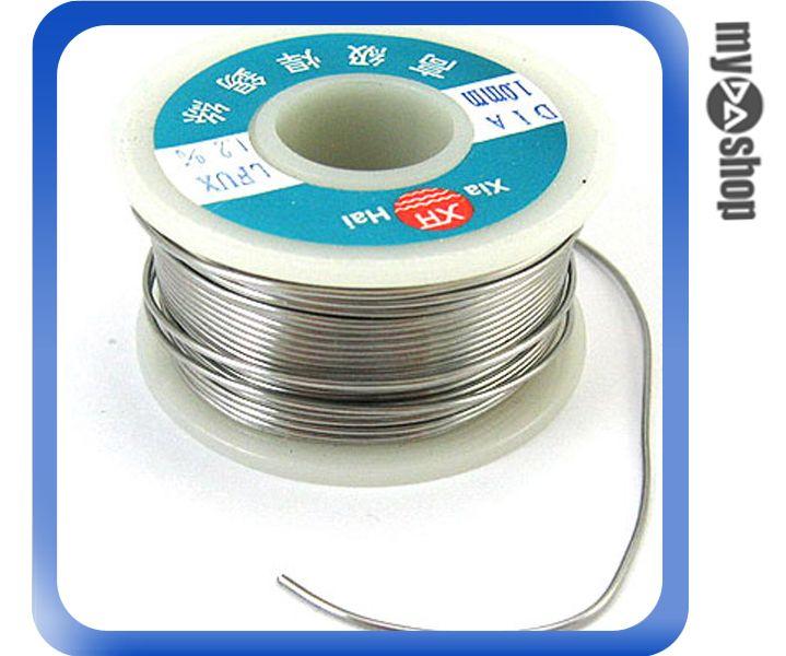 《DA量販店G》全新 高級銲錫 1.0 mm 環保無鉛 使用順暢 (34-477)