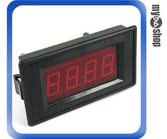 《DA量販店》全新 Digital Panel Meter 4位數 數位 電錶 儀表顯示板 DC 200A(34-653)