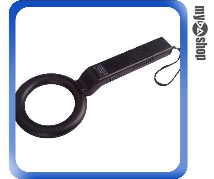 ~DA量販店~ 手持式 簡易型 輕便 圓型 金屬探測器 安檢儀器 34~831