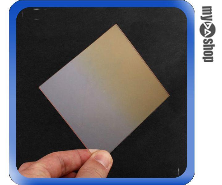 《DA量販店》全新 JYC 黃色 方形 漸層片 減光鏡 濾鏡 (36-1181)