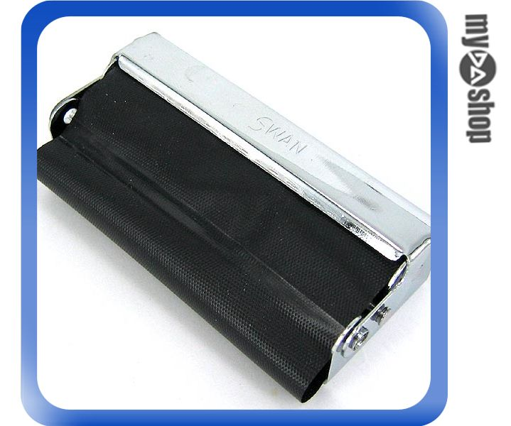 《DA量販店》全新 高品質 SWAN 手動 捲煙器 金屬捲煙器 白鐵 Rolling Machine(37-145)