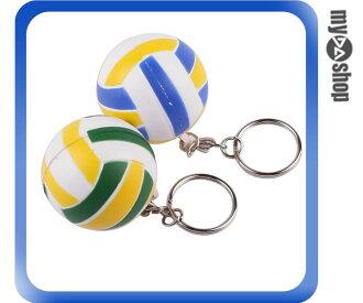 《DA量販店》全新 排球 造型 鑰匙圈(59-409)