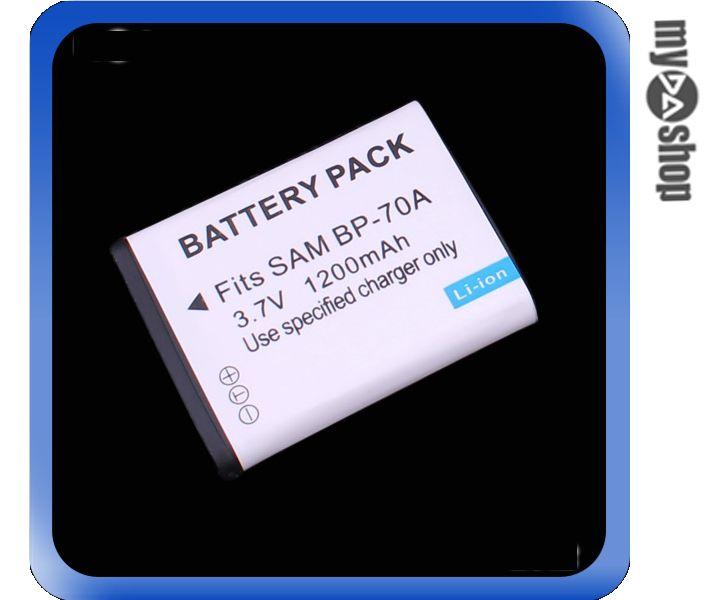 《DA量販店》SAMSUNG BP-70A BP70A 鋰電池 3.7V 1200mAh(77-073)