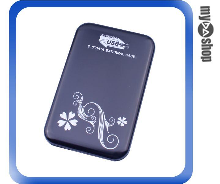 USB 3.0 2.5吋 SATA 外接式 硬碟盒 電腦週邊 周邊 顏色隨機(78-3102)