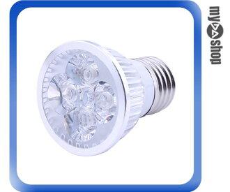 《DA量販店》E26 4W 220V 白光 LED燈 節能燈 省電燈泡 可調整燈光大小(79-3003)