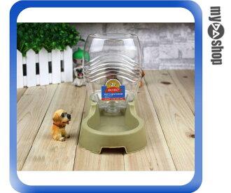 《DA量販店》寵物 狗狗 自動 飲水器 水碗 水盆(79-3256)