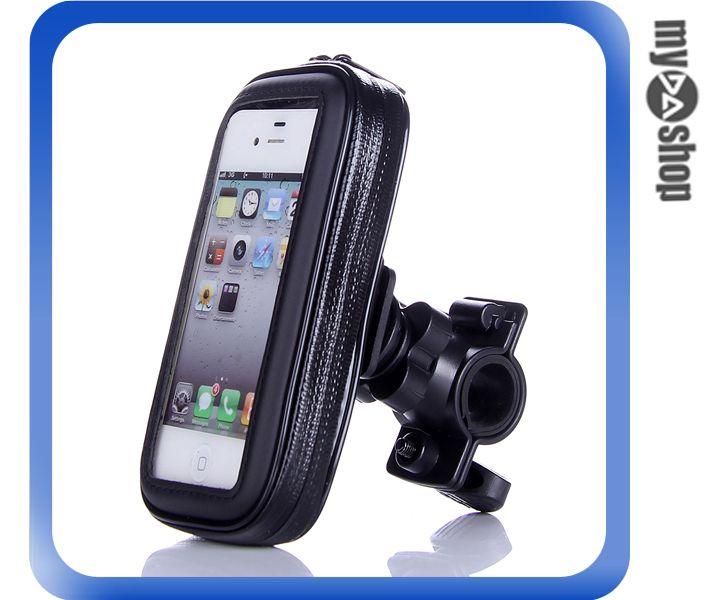 《DA量販店》單車 腳踏車 自行車 車架 防水 手機袋 APPLE iphone5 5c 5s(79-5128)