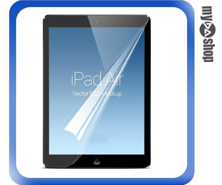《DA量販店》蘋果 APPLE 保護貼 保護膜 ipad air 霧面 磨砂 防指紋(79-6418)