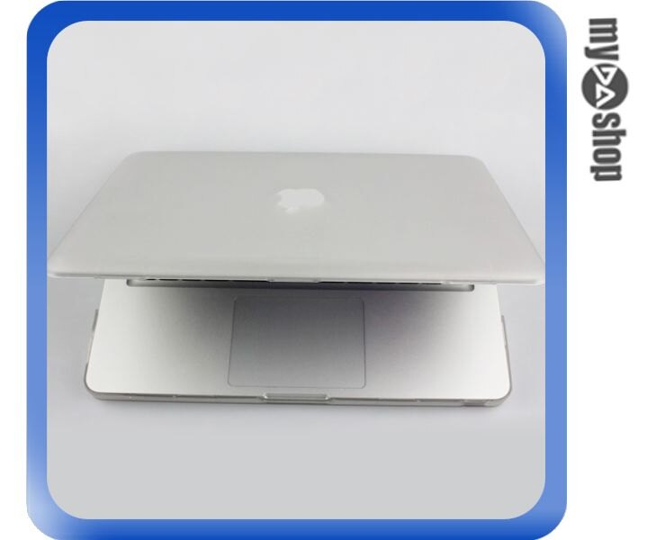 《DA量販店》MACBOOK PRO 13.3吋 磨砂 保護殼 外殼 白 適用 光碟機版本(79-7048)