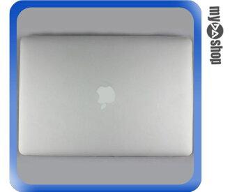 《DA量販店》MACBOOK PRO RETINA 15.4吋 磨砂 保護殼 白 適用 無光碟機版(79-7067)