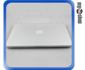 《DA量販店》MACBOOK PRO RETINA 13.3吋 磨砂 保護殼 白 適用 無光碟機版(79-7073)