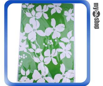 《DA量販店》廚房 生活 四入一組 野餐墊 防水 防油汙 隔熱墊 餐墊 桌巾 綠色(80-0920)