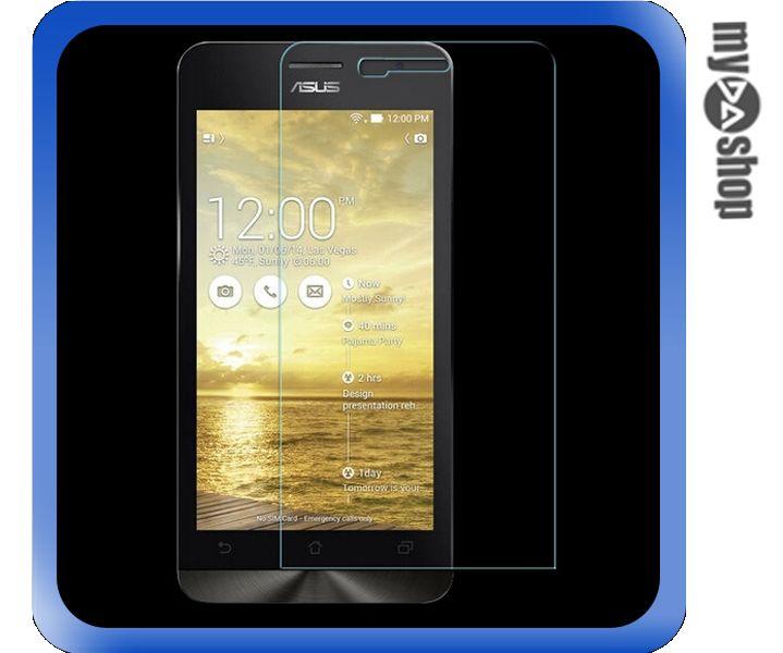 《DA量販店》asus zenfone5 0.2MM 9H 鋼化 強化 玻璃 螢幕 保護貼 保護膜(80-1090)