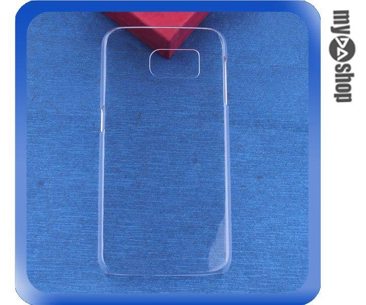 《DA量販店》Samsung S6 手機殼 保護套 透明 硬殼 手機套(80-1944)