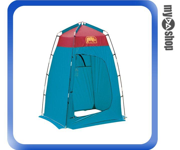 《DA量販店》RHINO 犀牛 戶外 登山 T-101 衛浴帳 帳篷 (W07-236)
