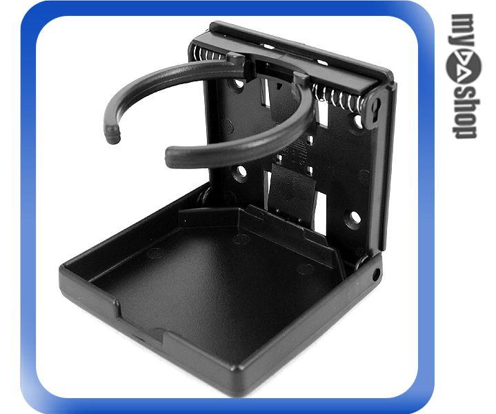 《汽機車用品兩件9折》汽車 精品 百貨 PI-63971 黑色 伸縮 置杯架 65-105mm (W08-038)