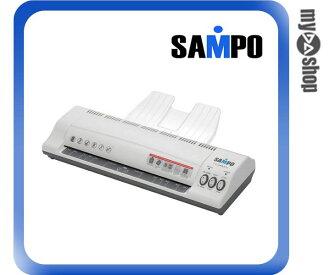 《DA量販店》聲寶 SAMPO 多功能 A3 護貝機 LY-U6A31L(W89-0104)