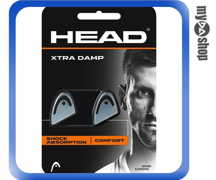 ~DA量販店~HEAD Xtra D 網球 避震器 黑色^(W92~0077^)