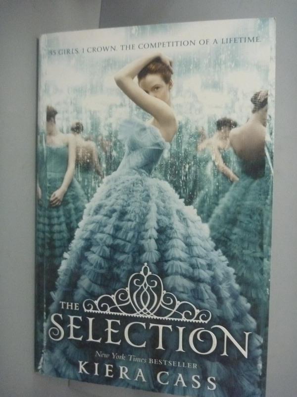 ~書寶 書T5/原文小說_IDU~The Selection_Cass Kiera