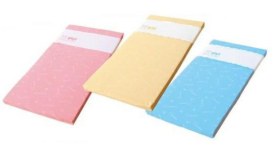 台灣【好夢熊】 美規大床墊 一般厚度2.5cm -(藍 / 粉 / 黃) 0