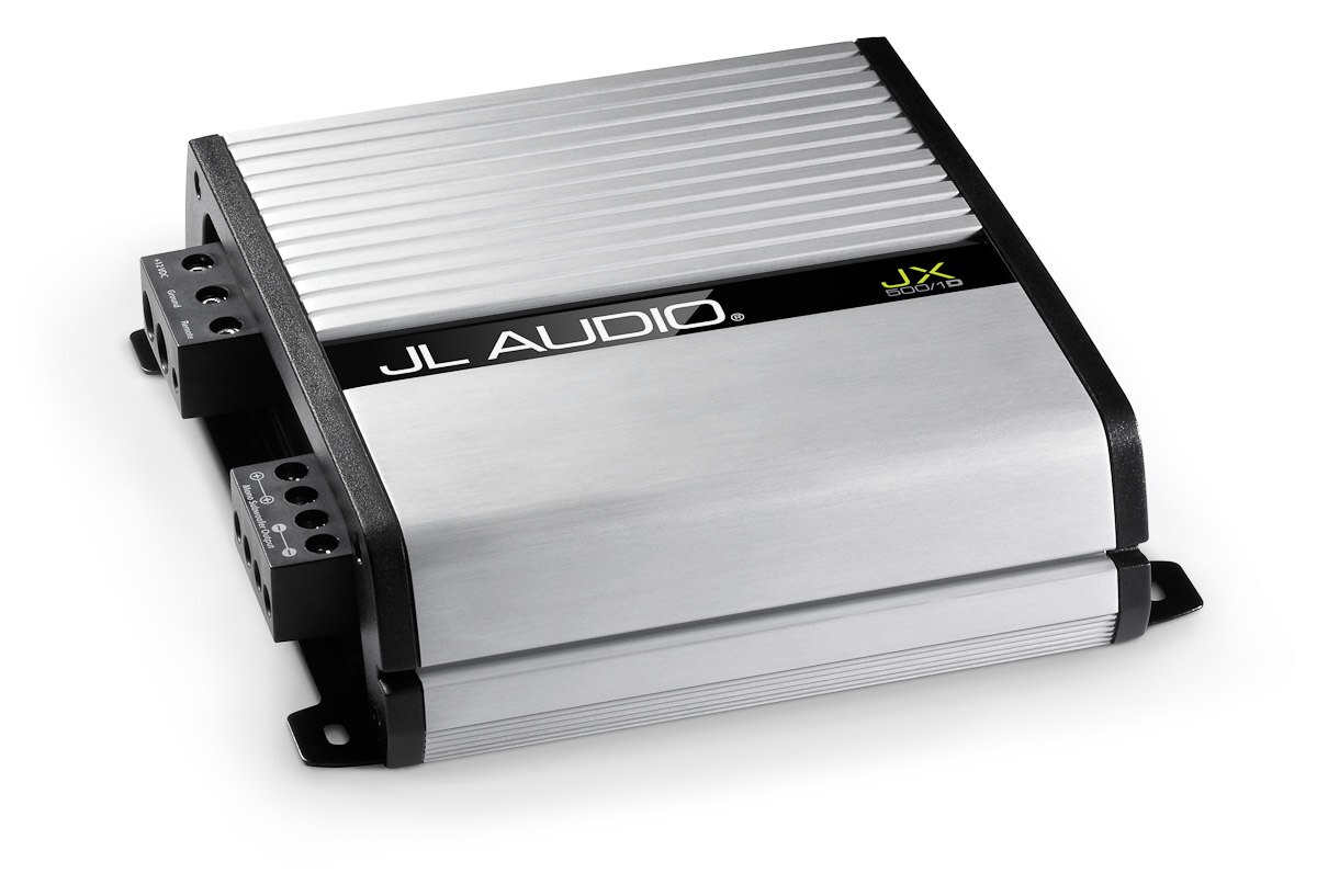 Dynamicautosound Jl Audio Jx500 1d 1 Channel Car Subwoofer Power Amplifier 500w Class D Sub Amp 2