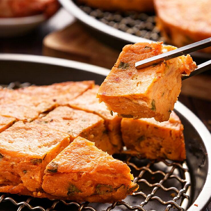 韓式綠豆煎餅綜合口味3片入
