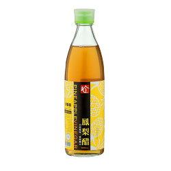 百家珍 鳳梨醋 600ml
