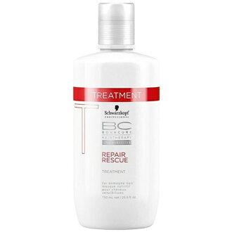 施華蔻 Schwarzkopf BC 新極緻修護髮膜 750ML #白T (新包裝) 壓頭另購 ☆真愛香水★