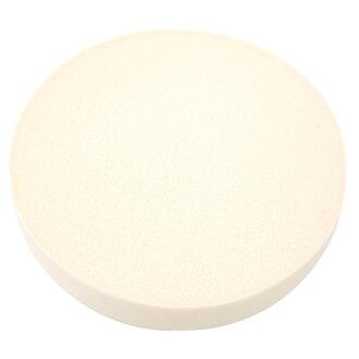 COSMOS A40粉底專用海綿(圓形) S30194《Belle倍莉小舖》