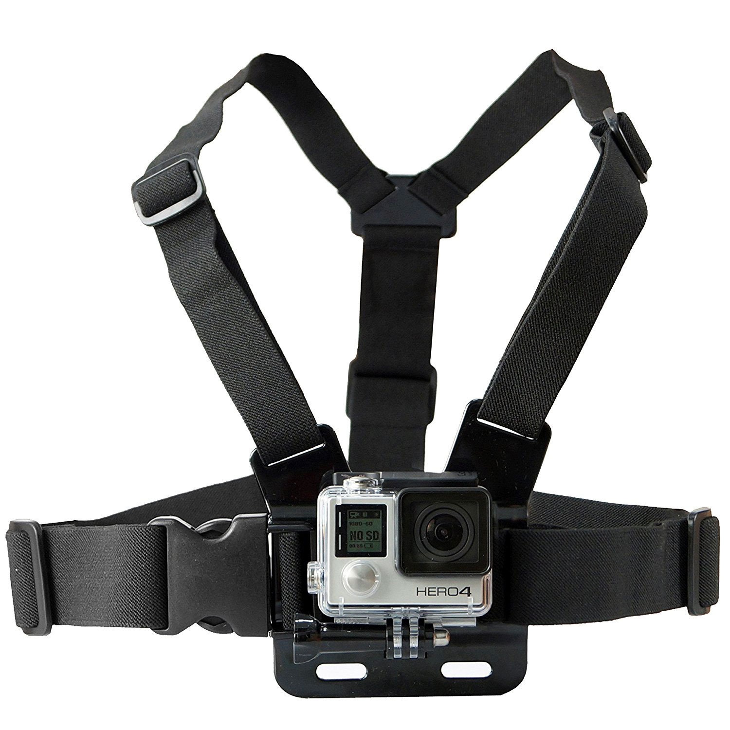 The Pixel Hub: Ultimaxx Adjustable Chest Mount Harness For All GoPro