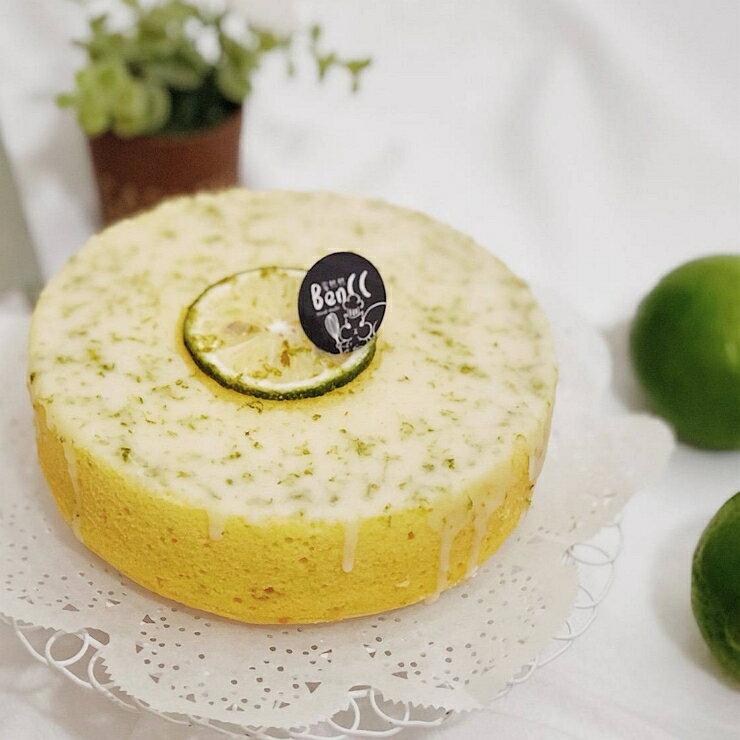 老奶奶檸檬蛋糕六吋