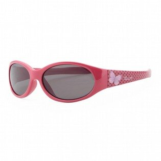 【淘氣寶寶】義大利CHICCO兒童專用太陽眼鏡12m+(蝴蝶點點紅)