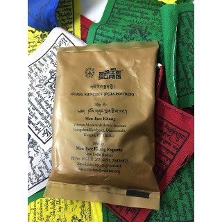 [綺異館]西藏香天然草本香粉 療癒淨化香 SORIG Naga Natural Substance/powder 50g