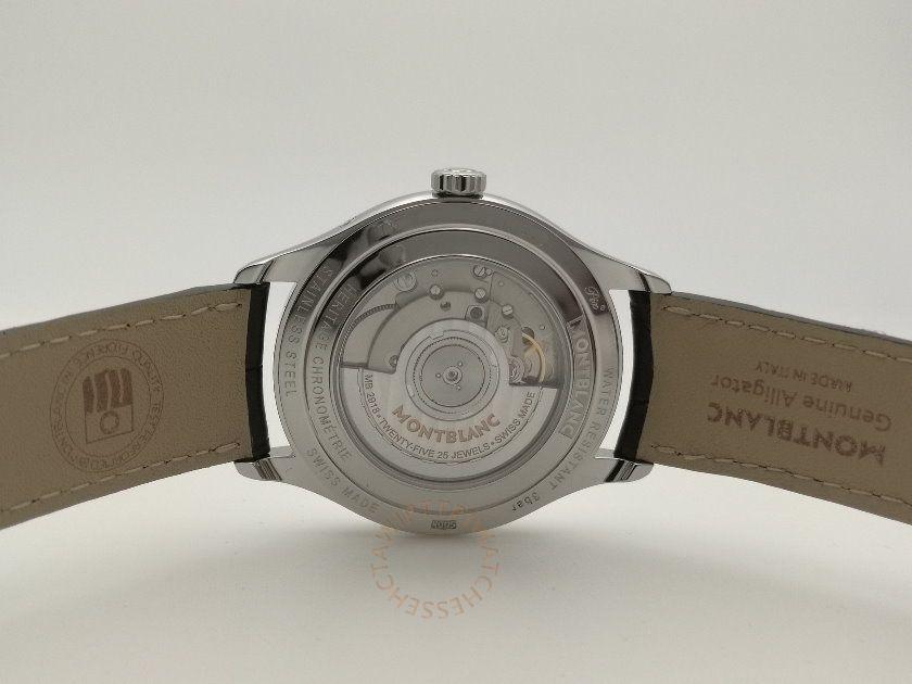MONTBLANC 萬寶龍 4810系列雙時區腕錶 REF. 114858 6